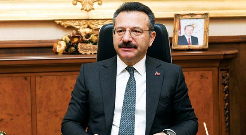 "Vali Aksoy, ""Aydın, en iyi 8. il konumunda"""