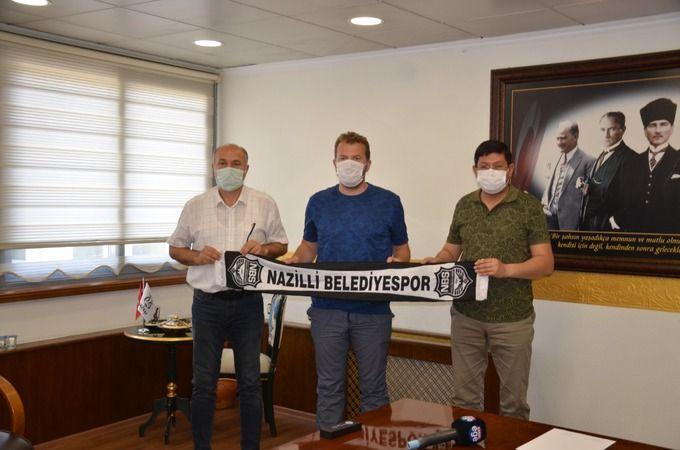 Nazilli'de basketbol, Hakan Köseoğlu'na emanet