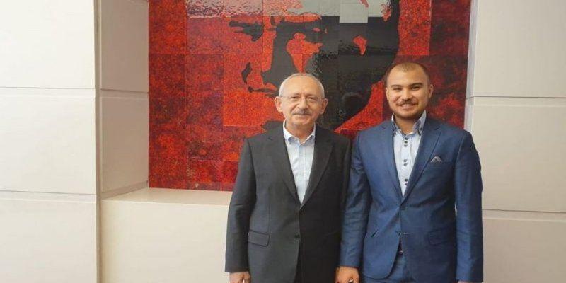 Nazilli CHP'de Kurnaz, görevi bıraktı
