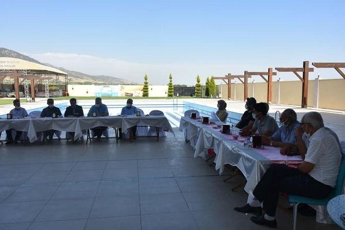 Başkan Erol'dan Buharkent'e huzurevi müjdesi