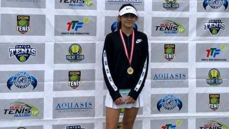 Bahçeşehir'li Pelin, Türkiye şampiyonu