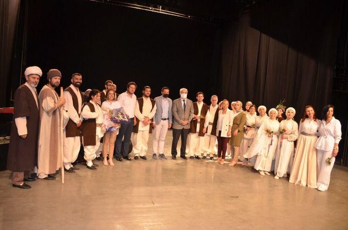 Nazilli HEM'den 'Yunus Emre' gösterisi