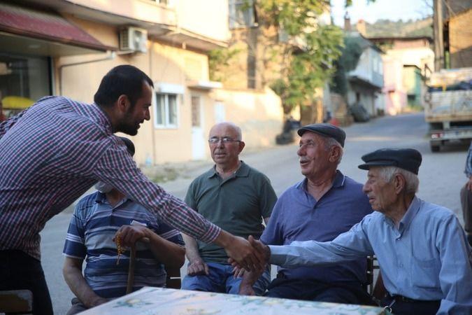 Büyükşehir sahada vatandaşı dinliyor