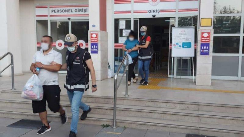 Oto faresi kardeşler Nazilli polisinden kaçamadı