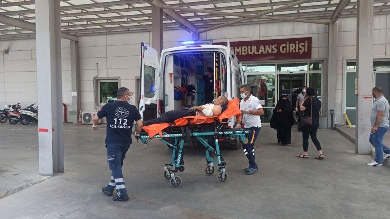 Nazilli'de aile kavgası: 4 yaralı