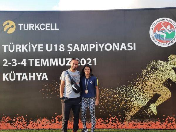 Nazilli'de Türkiye şampiyonları onurlandırıldı