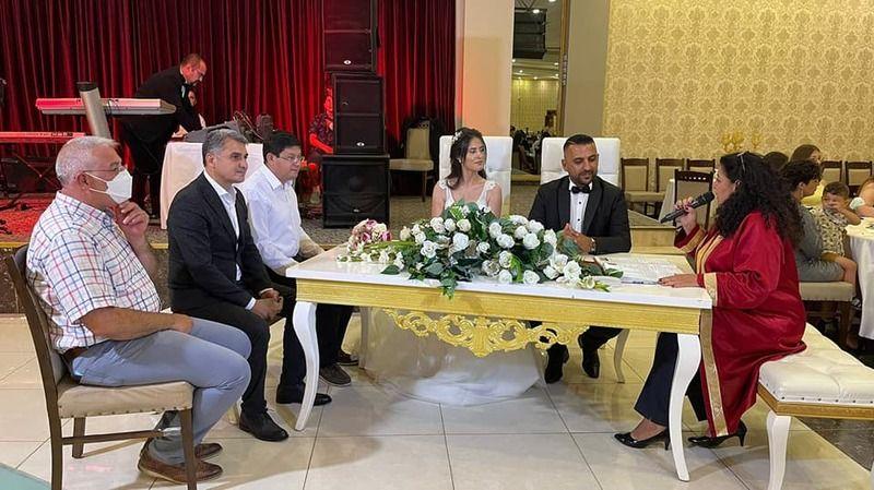 Abbasoğlu'ndan dillere destan düğün