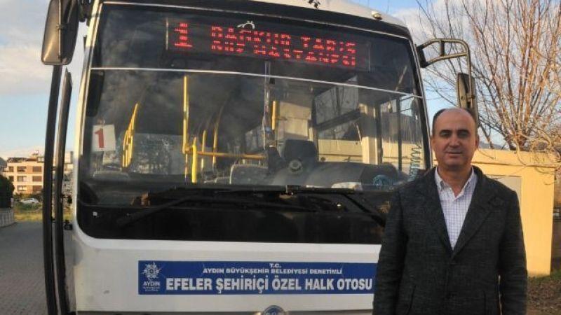 Efeler Şehiriçi Otobüsleri, 1 numara hatta 24 saat hizmet verecek