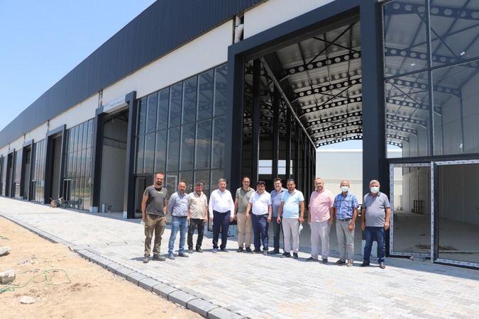Nazilli Sanayi Sitesi büyüyor, ortakları kazanıyor
