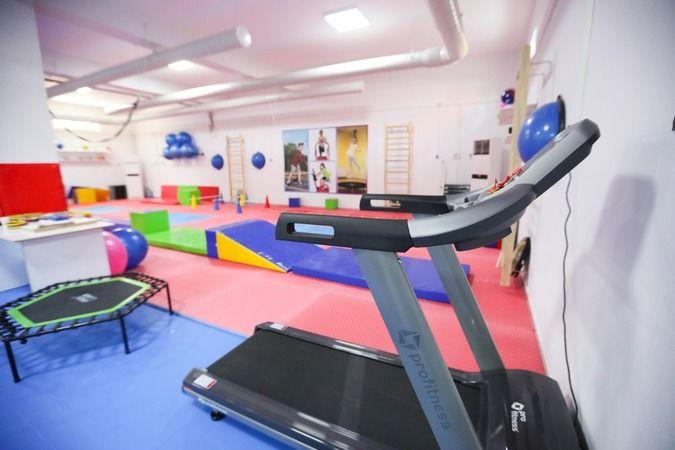 Aydın Büyükşehir Belediyesi otizm spor salonu açtı