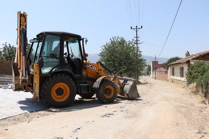 Hamidiye Mahallesi'nin eksikleri tamamlanıyor