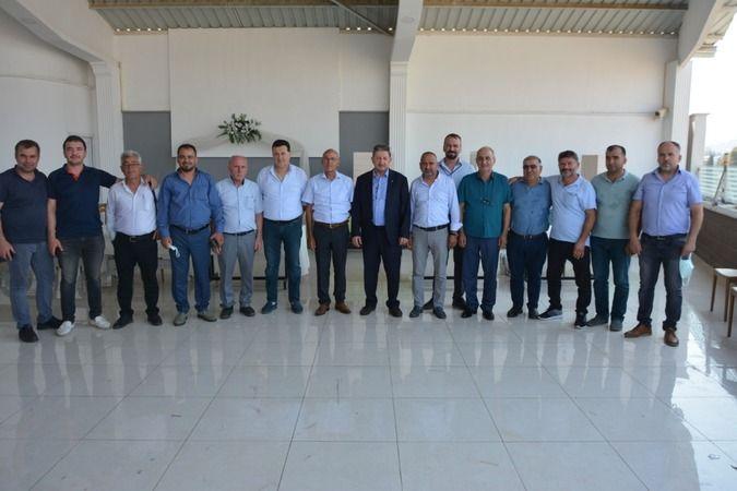 Sanayi Kooperatifi, Nuri Arslan'a güveniyor