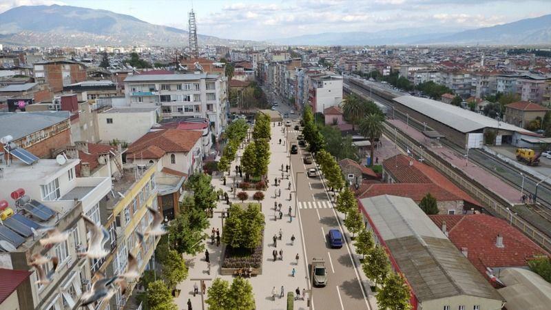 Kent Meydanı ve Yer Altı Otoparkı başlıyor