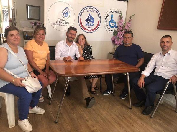 NBED'in yeni başkanı Ali Köse oldu