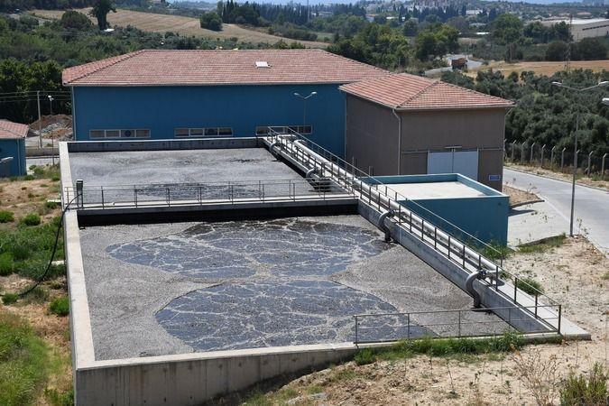 Kuşadası İleri Biyolojik Atık Su Arıtma Tesisi tıkır tıkır çalışıyor