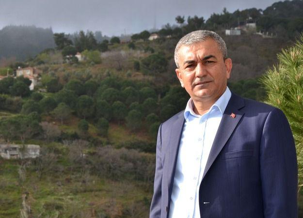 Başkan Kaplan'dan 5 bin fidan bağışı