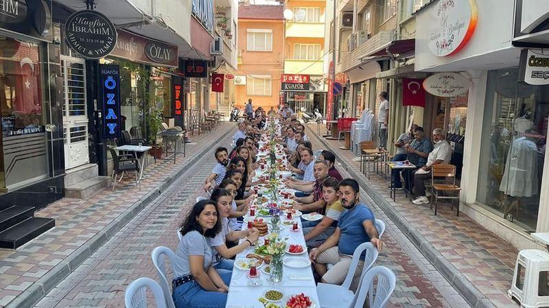 Esnaflardan Başkan Özcan'a teşekkür kahvaltısı