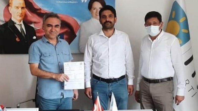 Nazilli MHP'den İYİ Parti'ye sürpriz transfer
