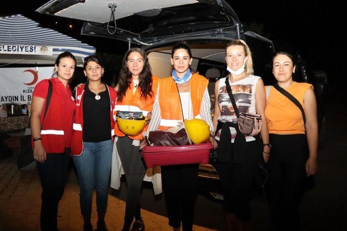 Nazilli Belediyesi'nin Alemler'e desteği sürüyor