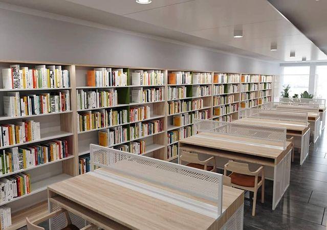 Sultanhisar kütüphaneye kavuşuyor