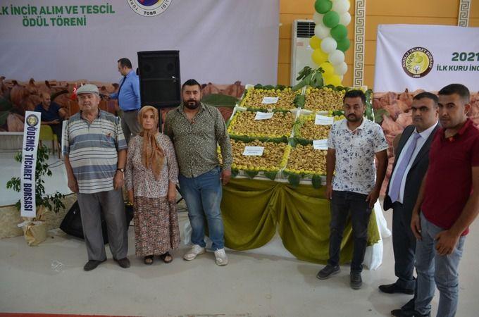 Nazilli'de kuru incir, kilosu 100 TL'den satıldı