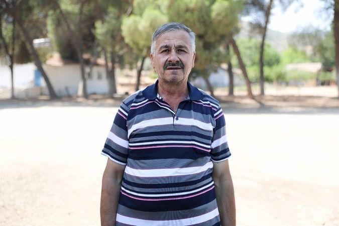 Karacaören Muhtarı'ndan Başkan Çerçioğlu'na teşekkür