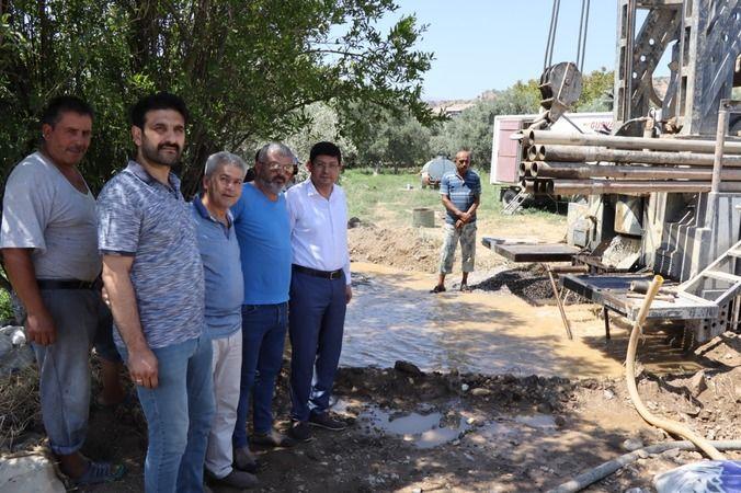 Başkan Özcan'dan çifte müjde
