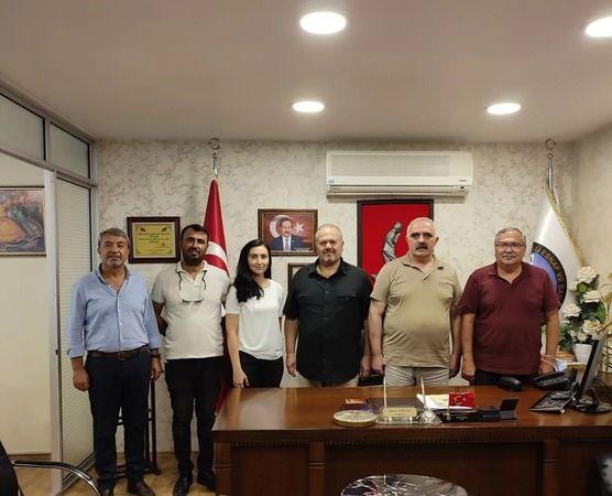 CHP'li Bülbül, sahada çalışmalarına aralıksız devam ediyor