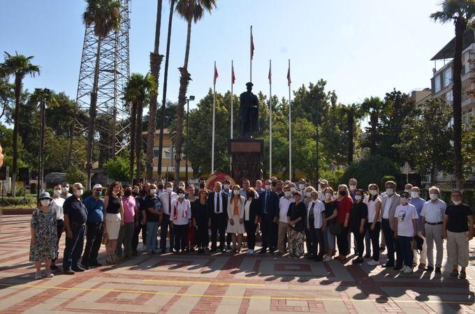 CHP Nazilli'den 30 Ağustos kutlaması