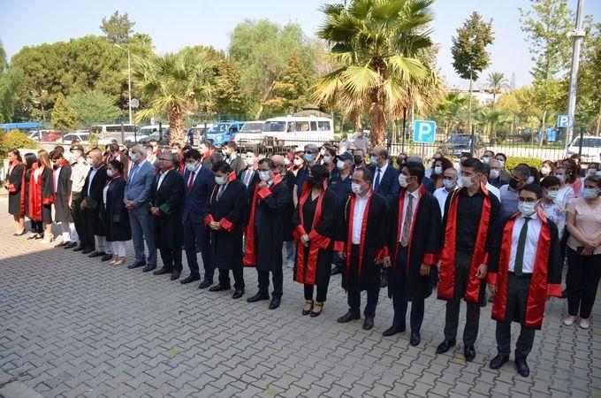 Adli Yıl törenle açıldı