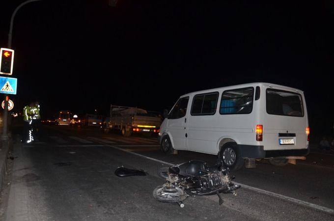Trafik canavarına 5 kurban