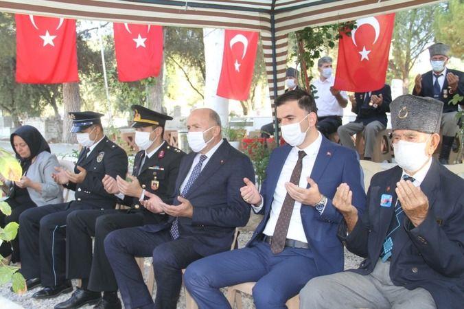 Kuyucak'ta Kurtuluş Günü törenlerle kutlandı