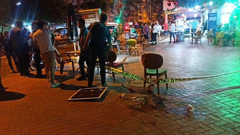 Nazilli'de gece kana bulandı: 3 yaralı