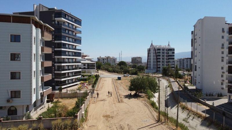 Zafer Mahallesi'nde yeni yollar açılıyor