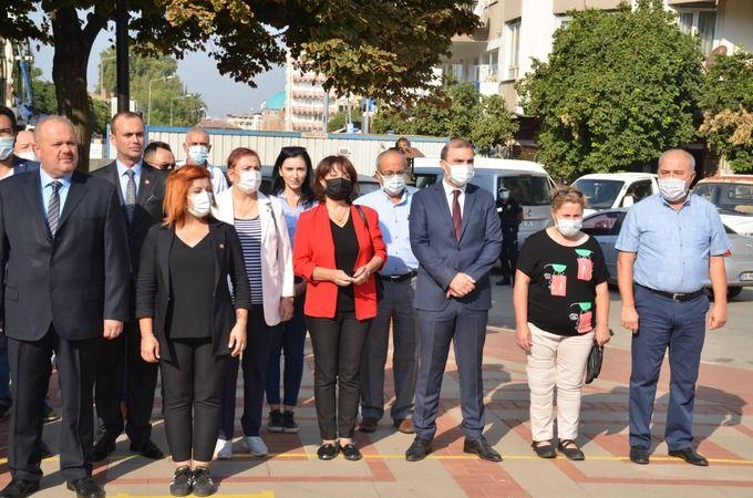 Nazilli'de CHP 98. kuruluş yıl dönümünü kutlandı