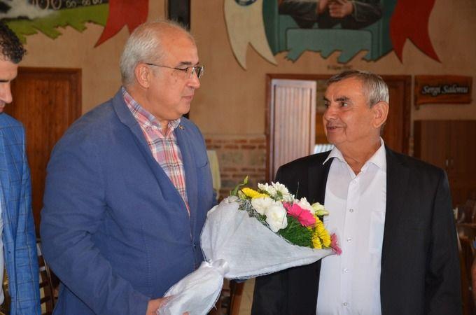 Nazilli Berberler Odası, yılın ahisini onurlandırdı