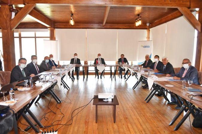 GEKA'nın 14. Yönetim Kurulu Toplantısı yapıldı