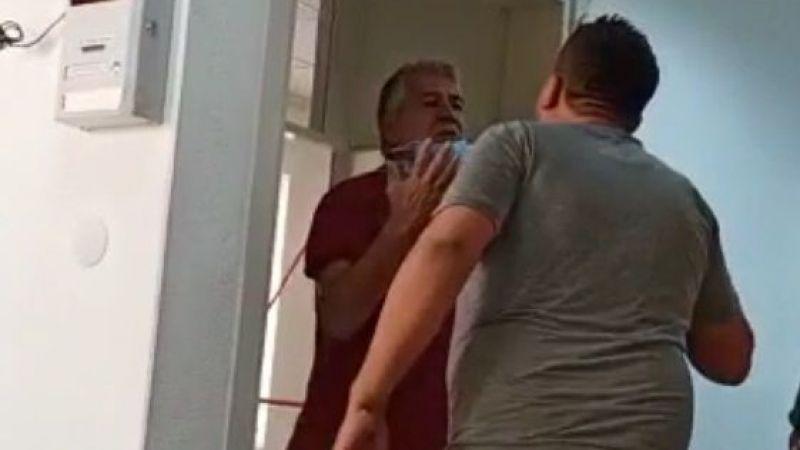 Nazilli'de sağlık çalışanına darp ve tehdit iddiası