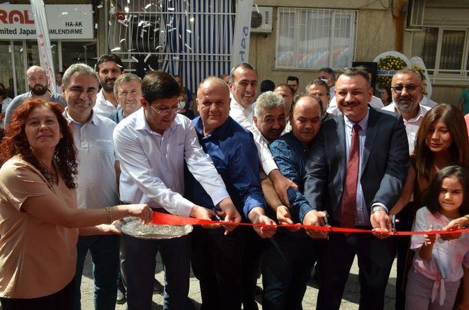 Nazilli'nin ilk Gastroenteroloji merkezi törenle açıldı