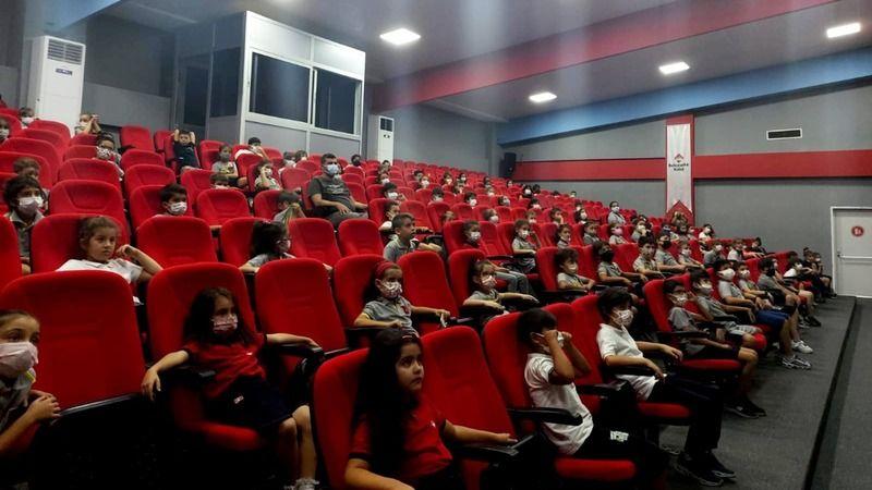 Nazilli Bahçeşehir Koleji'nden ilk yardım semineri