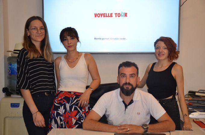 Voyella Turizm'den anlamlı proje