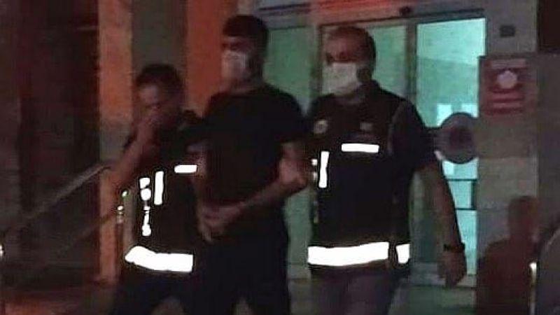 Nazilli'de incir hırsızı tutuklandı