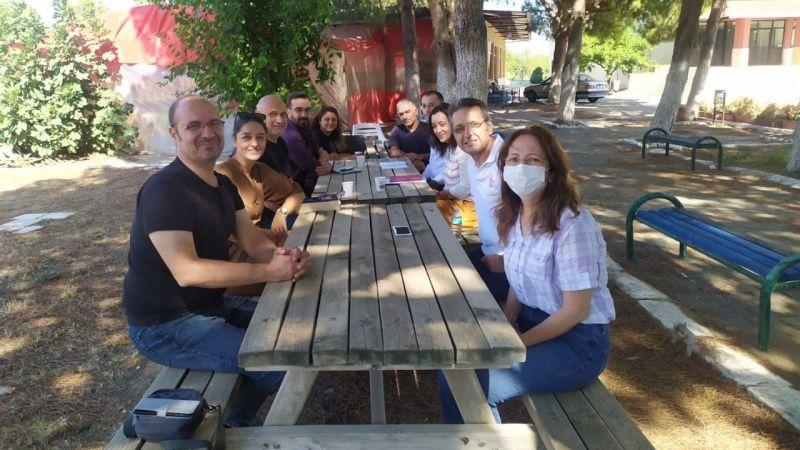 ADÜ Yenipazar MYO Akademik Kurul toplantısı yapıldı