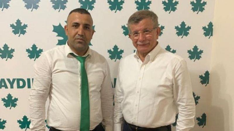 Gelecek Partisi Aydın'da bir istifa daha