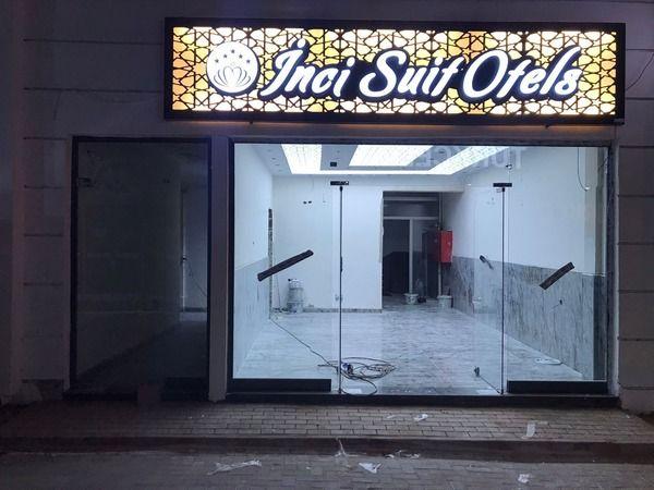 Nazilli'nin parlayan yıldızı 'İnci Suit' açılış için gün sayıyor