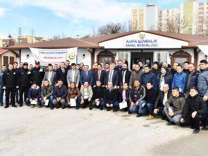 ANFA Genel Müdürlüğü ve ANFA Güvenlik Müdürlüğü, Türk Kızılayı'na kan bağışı kampanyası başlattı