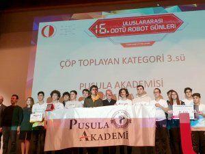 Çankaya Belediyesi, 16. Uluslararası ODTÜ Robot Günleri'nin altın sponsoru oldu