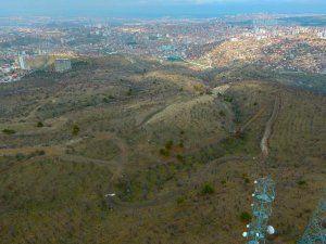 Başkan Taşdelen, yeni dönemde Bademlidere Şehir Parkı müjdesi verdi