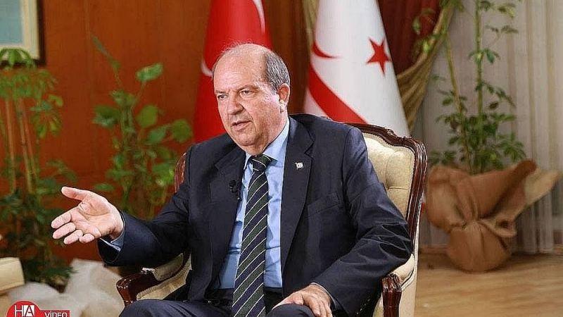 KKTC Başbakanı Tatar yarın Mersin'e gidecek