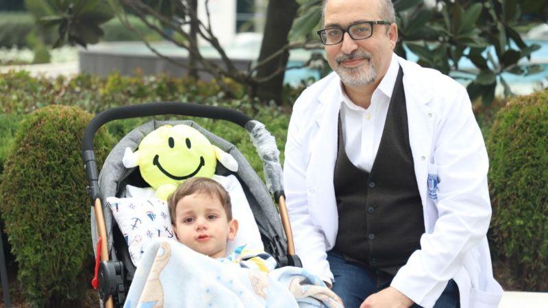 Minik Yusuf Kamil'in bacak uzatma ameliyatı gerçekleşti